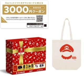 Nintendo Switch ビックカメラグループ 限定セット + スーパーマリオトートバッグ [ゲーム機本体]