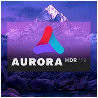 Aurora HDR 2019 [Win・Mac用] 【ダウンロード版】