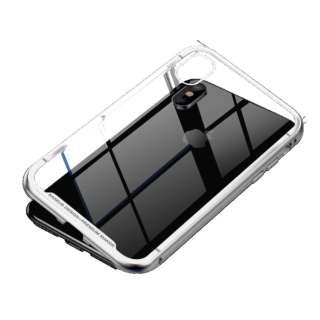 Baseus iPhone XR用 マグネットケース
