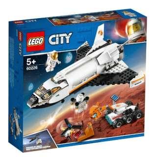 60226 シティ 超高速!火星探査シャトル