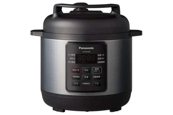 電気圧力鍋のおすすめ パナソニック SR-MP300