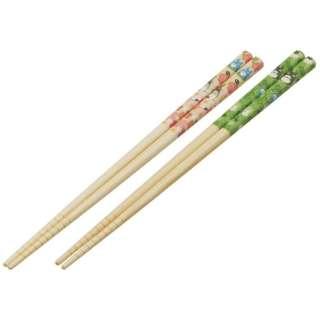 竹箸2P 21cm となりのトトロ 花 ANT4W