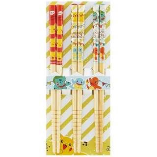 竹箸3P 16.5cm ポケットモンスター ANT2T