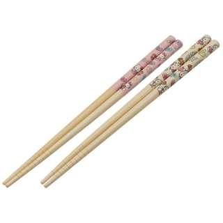 竹箸2P 21cm ハローキティ18 ANT4W