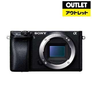 【アウトレット品】 ILCE-6300 ミラーレス一眼カメラ α6300 [ボディ単体] 【生産完了品】