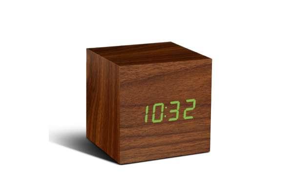 日本ポステック「CUBE Click Clock」CCCWD