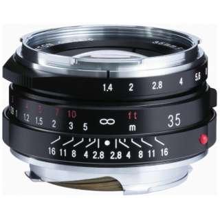 カメラレンズ 35mm F1.4 II MC(マルチコート) NOKTON Classic Series(ノクトン クラシックシリーズ) [ライカM /単焦点レンズ]