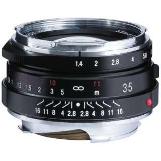カメラレンズ 35mm F1.4 II SC(シングルコート) NOKTON Classic Series(ノクトン クラシックシリーズ) [ライカM /単焦点レンズ]