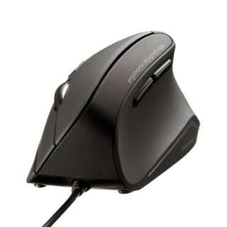 エルゴノミクスマウス MA-ERG9N [BlueLED /5ボタン /USB /有線]