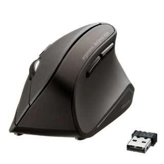 エルゴノミクスマウス MA-ERGW10N [BlueLED /5ボタン /USB /無線(ワイヤレス)]