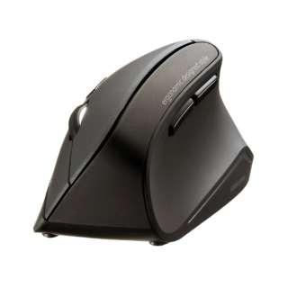 エルゴノミクスマウス MA-ERGBT11N [BlueLED /5ボタン /Bluetooth /無線(ワイヤレス)]