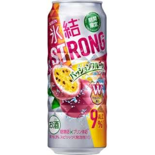 氷結ストロング パッションフルーツ (500ml/24本)【缶チューハイ】