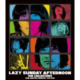 """THE COLLECTORS/ CLUB QUATTORO MONTHLY LIVE 2018 """"LAZY SUNDAY AFTERNOON"""" 【ブルーレイ】"""