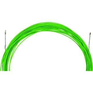TRUSCO 呼線 Φ4mm×15m 緑 TS4015