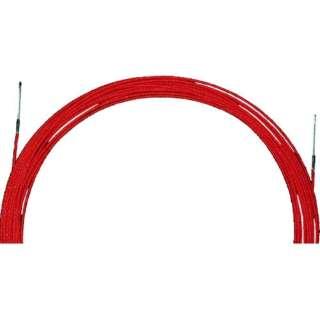 TRUSCO 呼線 Φ4.5mm×15m 蛍光オレンジ TS0415