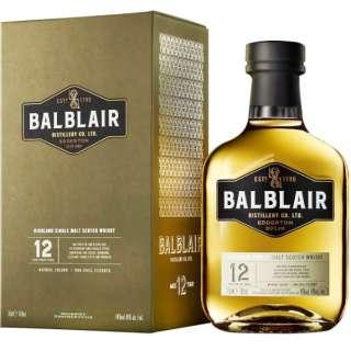バルブレア 12年 700ml【ウイスキー】 [700ml]