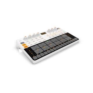UNO Drum コンパクトアナログ/PCMドラムマシン 乾電池 / USB駆動