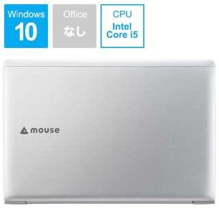 mouse ノートパソコン シルバー BC-MB14P82M8S2-191 [14.0型 /intel Core i5 /SSD:256GB /メモリ:8GB /2019年5月モデル]