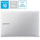 mouse ノートパソコン シルバー BC-MB15P82M8S2-191 [15.6型 /intel Core i5 /SSD:256GB /メモリ:8GB /2019年5月モデル]