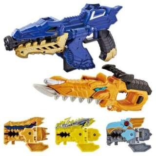 騎士竜戦隊リュウソウジャー リュウソウゴールド 最強竜装セット-DXモサチェンジャー&モサブレード-