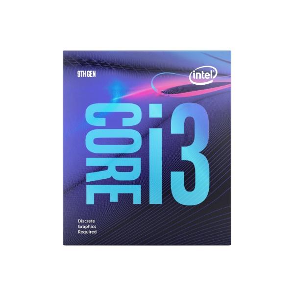 Core i3 9100F BOX