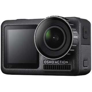 OSMACT アクションカメラ OSMO Action [4K対応 /防水]