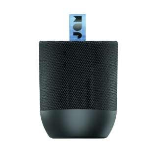 DOUBLE CHILL BK ブルートゥース スピーカー ブラック [Bluetooth対応 /防水]