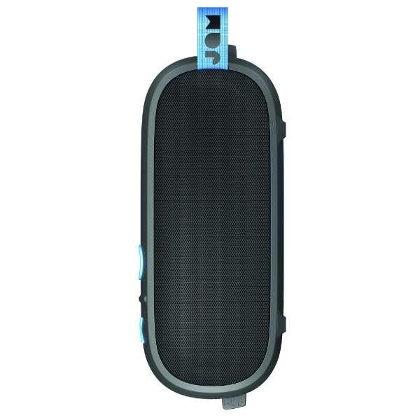 HANG AROUND BK ブルートゥース スピーカー ブラック [Bluetooth対応 /防水]