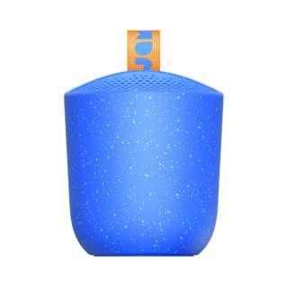 CHILL OUT BL ブルートゥース スピーカー ブルー [Bluetooth対応 /防水]