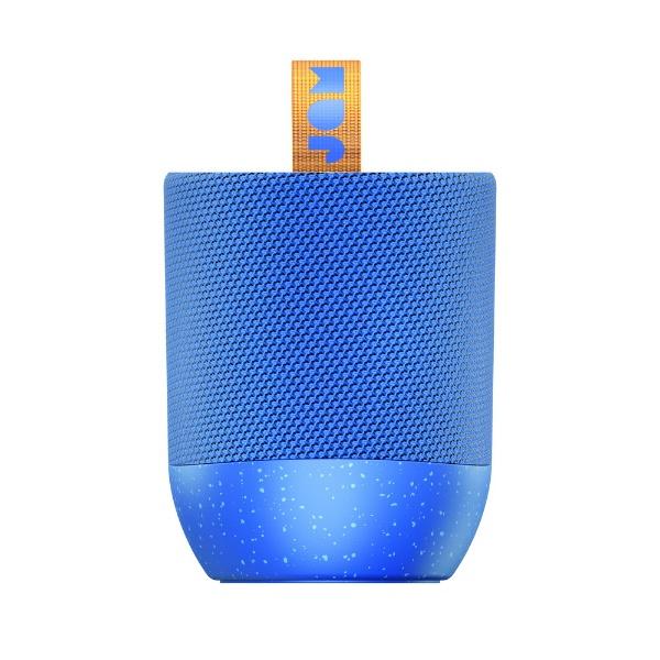 ブルートゥーススピーカー DOUBLE CHILL BL ブルー [Bluetooth対応 /防水]