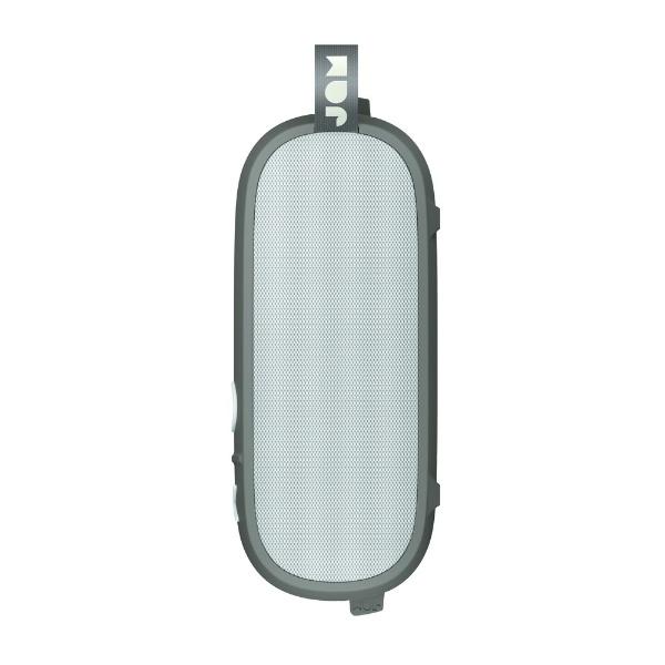 ブルートゥーススピーカー HANG AROUND GY グレイ [Bluetooth対応 /防水]