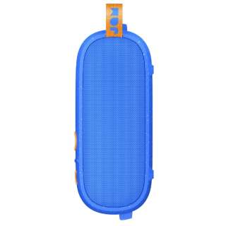 HANG AROUND BL ブルートゥース スピーカー ブルー [Bluetooth対応 /防水]