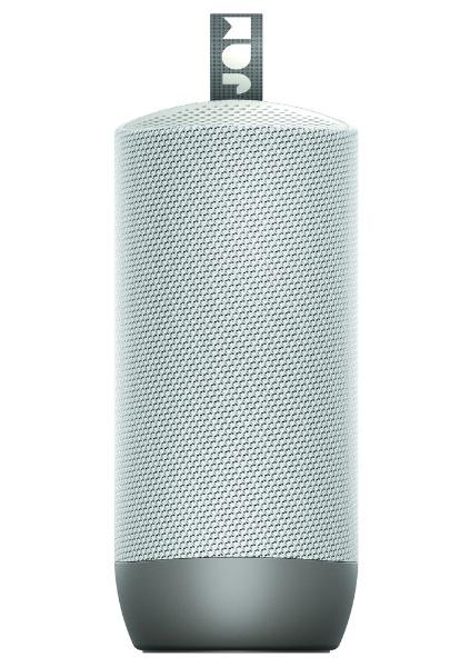 ブルートゥーススピーカー ZERO CHILL GY グレイ [Bluetooth対応 /防水]