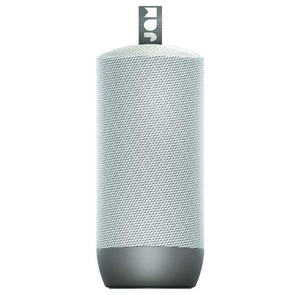 ZERO CHILL GY ブルートゥース スピーカー グレイ [Bluetooth対応 /防水]