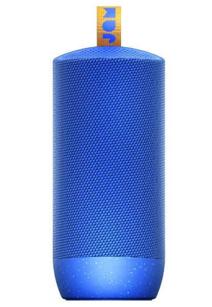 ブルートゥーススピーカー ブルー ZERO CHILL BL [Bluetooth対応]