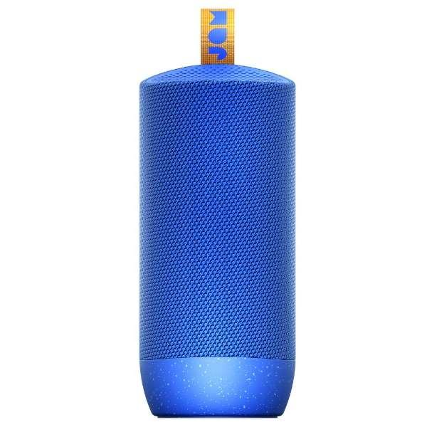 ZERO CHILL BL ブルートゥース スピーカー ブルー [Bluetooth対応 /防水]