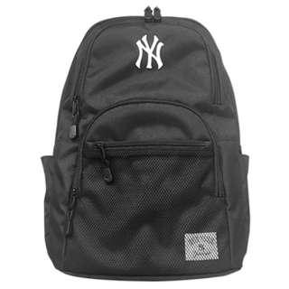 バックパック メジャーリーグ ベースボール ニューヨーク ヤンキース(縦48×横29×マチ14cm/BLACK)YK-MBBK151