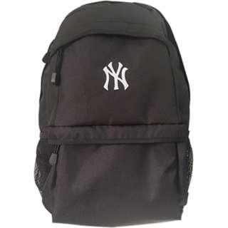 バックパック メジャーリーグ ベースボール ニューヨーク ヤンキース(縦48×横29×マチ14cm/BLACK)YK-MBBK150