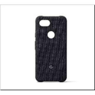 Fabric Case for Pixel 3a XL(カーボン) ZUA0J2