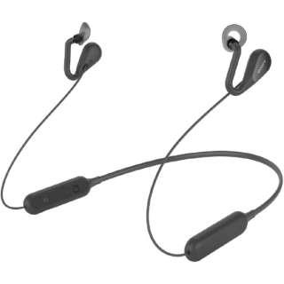 ブルートゥースイヤホン イヤーカフ SBH82D ブラック [リモコン・マイク対応 /ネックバンド /Bluetooth]