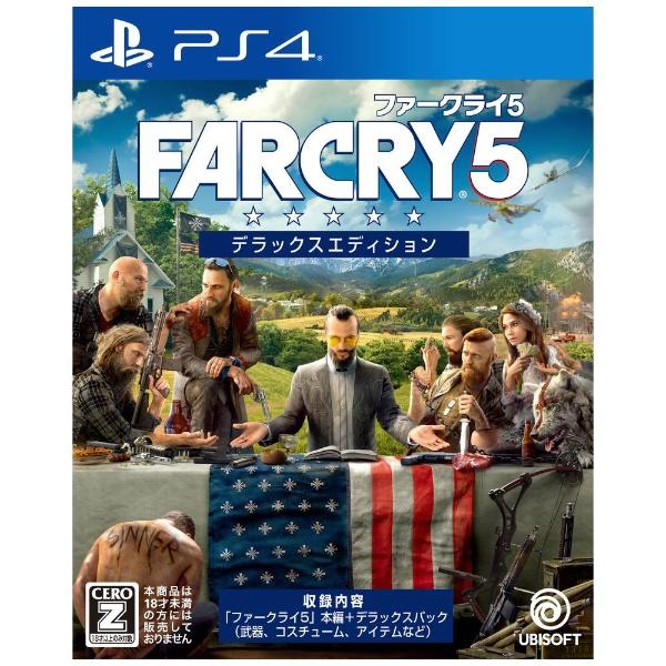 Far Cry 5 デラックスエディション [PS4]