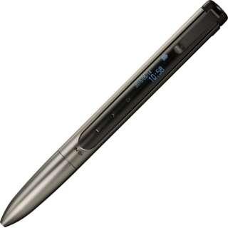スマートボールペン「INFO+(インフォ)」シルバー INF10