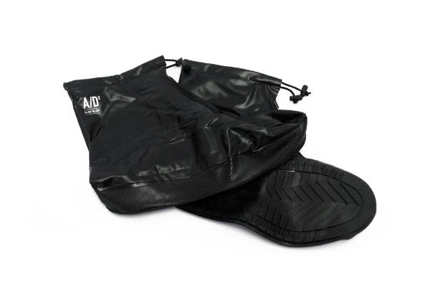 アントレックス アントレックス A D2 シューズレインカバー M 23-25cm ブラック 127989