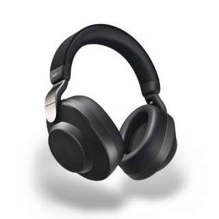 ブルートゥースヘッドホン Elite 85h APAC pack Titanium Black 100-99030000-40 [マイク対応 /ノイズキャンセリング対応]