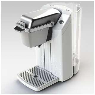 BS300W カプセル式コーヒーメーカー セレミックホワイト