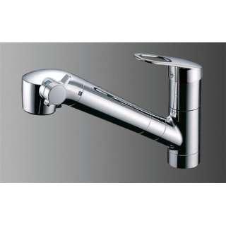 寒冷地用 浄水器内蔵 ハンドシャワー付混合水栓 TKGG38EHV1Z