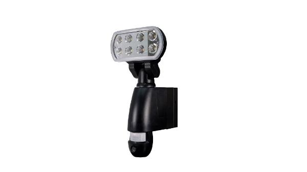 SDカードレコーダー搭載フルHDセンサーライトカメラ