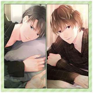 彼と添い寝でしたいコトもっと 九条由一/奥井歩 【CD】