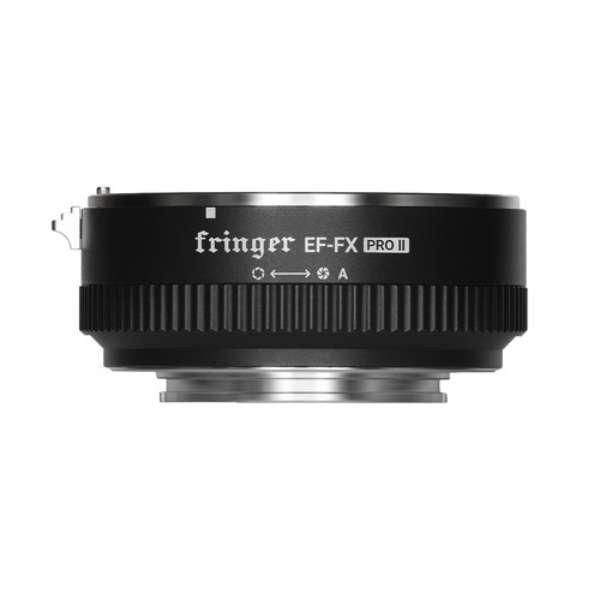 FR-FX2 スマートマウントアダプター  (キャノンEFマウントレンズ → 富士フイルムXマウント変換) 電子接点付き 絞りリング付き