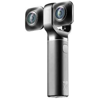 VUZE-XR-BLK 全天球VRデュアルカメラ Vuze ブラック